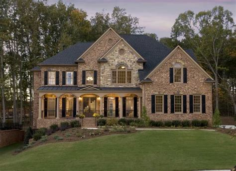 home exterior design brick and stone beautiful brick homes brick and stone exteriors http