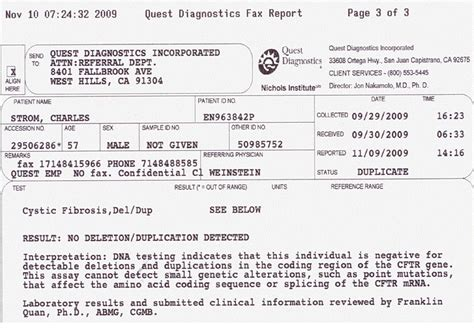 Genosense Diagnostics Genetic Screening by Genetic Testing In The 21st Century Cystic Fibrosis And