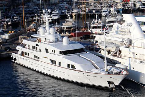 Die Yacht by Die Faribana V Am 28 10 2013 Im Yachthafen Monte Carlo