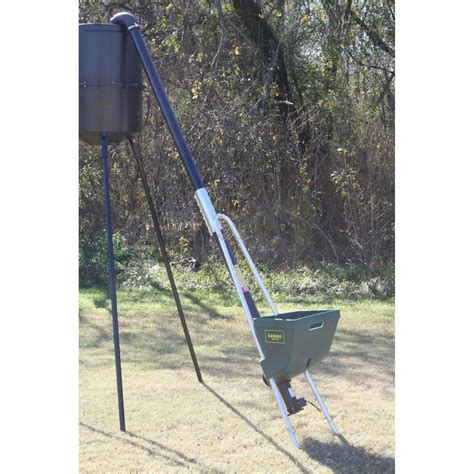 Feeder Auger capsule feeder auger style deer hog sheep goat ebay