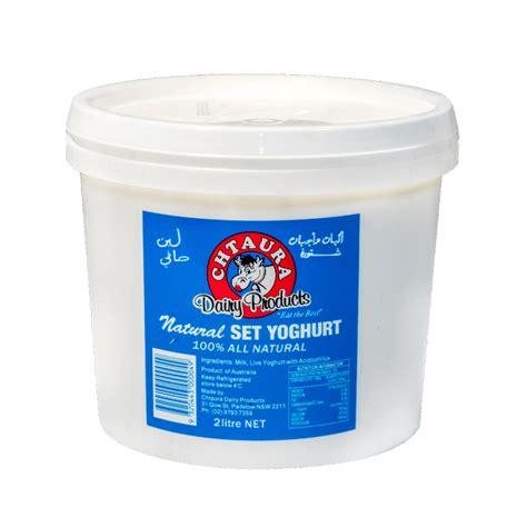 Yoghurt Probiotik 1 Liter yoghurt 2 litre chataura diary products