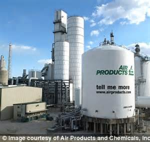 Air Products Tx Air Products The Us Company Targeted In The Terror