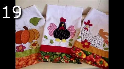 patchwork cocina toallas de cocina bordadas en patchwork youtube