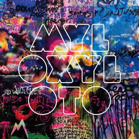 coldplay cover album coldplay mylo xyloto official album covers