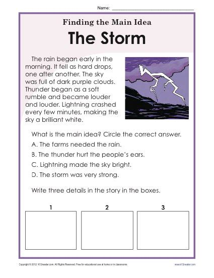 15 Best Images About Grade 4 Theme On Pinterest | theme worksheet 4th grade worksheets for all download