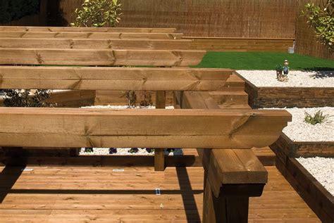 como construir un porche de madera como construir un porche de madera excellent escalera