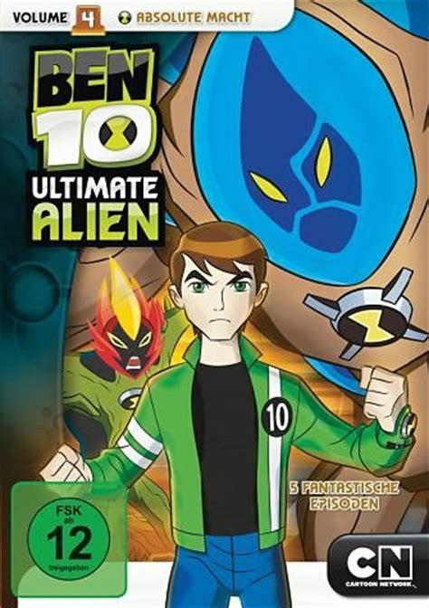 italienische len dvd 187 ben 10 ultimate staffel 1 vol 4 171 len uhley