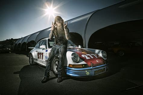 Magnus Walker And His One Of A Kind Urban Outlaw 911 T