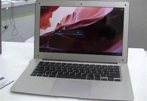 Macbook Air Clone 149 macbook air clone runs android sandwich