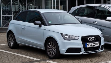 Audi A1 Germany by File Audi A1 1 2 Tfsi Attraction Frontansicht 23