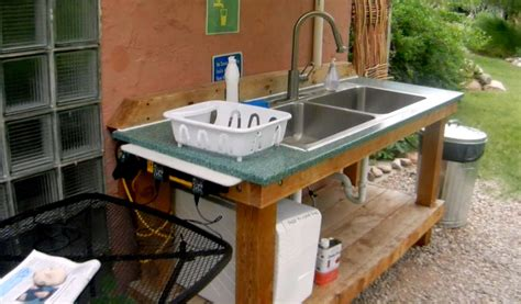 outdoor kitchen sinks and faucets outdoor kitchen sink faucet faucets ideas