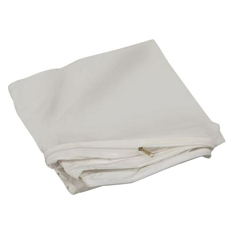 Plastic Mattress Cover For Moving Home Depot by Plastic Zippered Mattress Cover 554 8069 1950 The Home Depot
