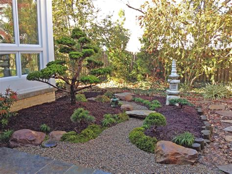 Asian Backyard Landscaping Ideas Japanese Garden Backyard Landscape Design By S Landscape I How Simple