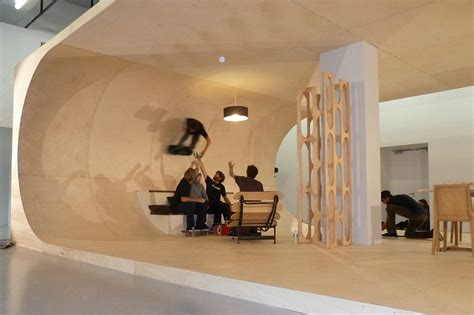 skateboard home design pas skate house an eco home where you can skateboard on