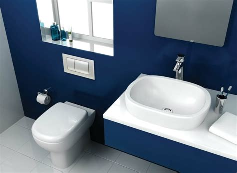 Kleines Badezimmer Wandfarbe by Was Denken Sie 252 Ber Die Wandfarbe Blau