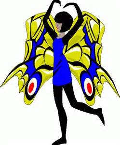 Butterfly Costume Custom Clip Art Logos Clipart Panda Free Clipart Images