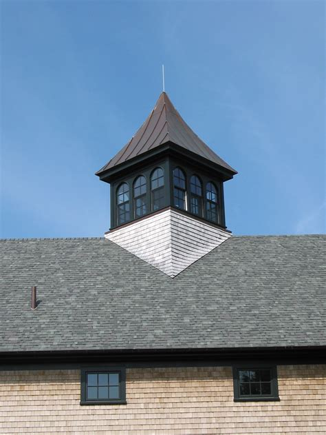 Garage Roof Cupolas Barn With Cupola Diagonal With Shingle Sweep New