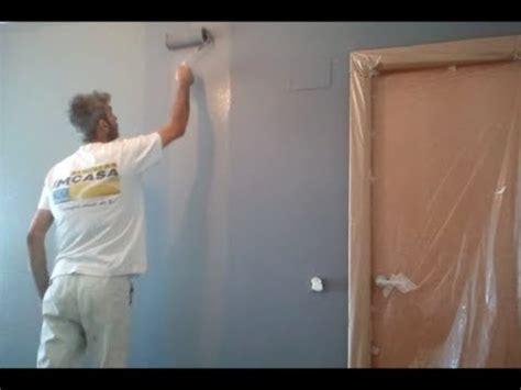 pintar paredes en blanco  esmalte gris oscuro youtube