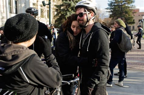 Kezia V Prussian photos ride of silence honors andrew ungerman provo