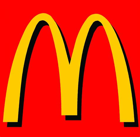 mc donald fast food archives stealing