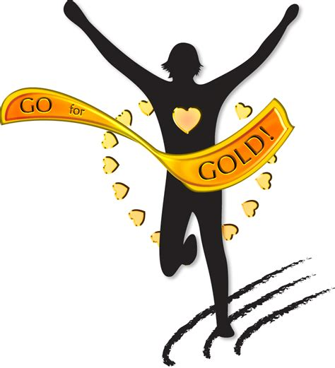 Goes For The Gold by Sketches Branding Is