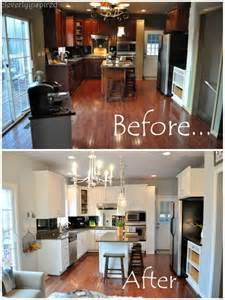 Cost Of Repainting Kitchen Cabinets kitchen update on a budget