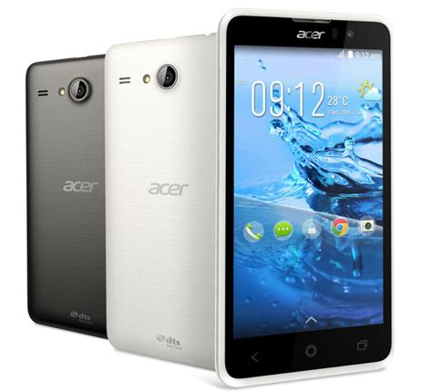 Lcd Acer Liquid Z520 acer liquid z220 with android 5 0 snapdragon 400 soc and