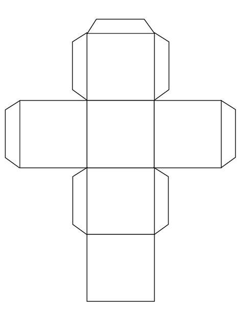 Square 3d 3d square template free design templates
