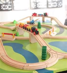 brio train board ethan s christmas wish a diy train board