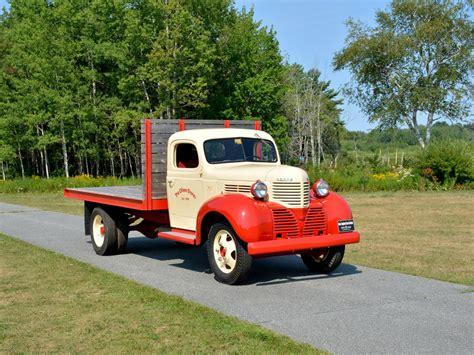 auctions 1939 dodge truck no reserve owls