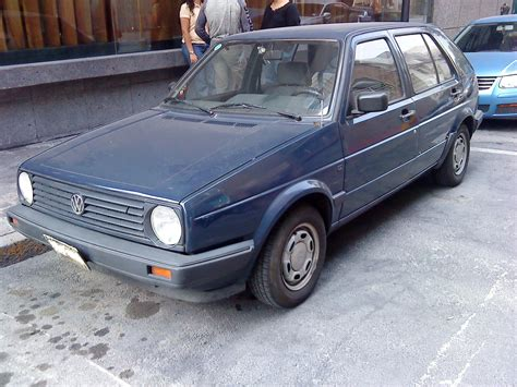 1988 volkswagen golf information and photos momentcar