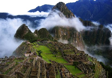 pretty places to visit machu picchu peru beautiful places to visit
