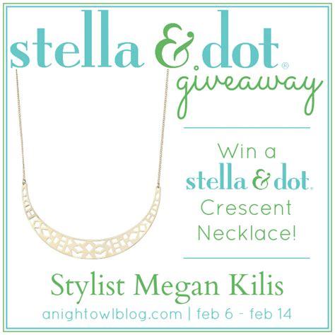 Stella And Dot Giveaway - stella dot giveaway megan kilis independent stylist a night owl blog