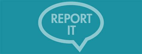 Report A Problem by Your Home Berneslai Homes