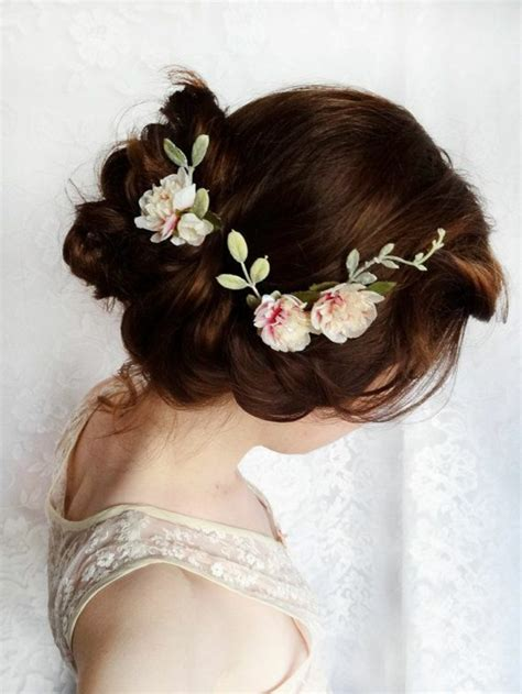Wedding Hair Accessories Fresh Flowers by Bridal Hairstyles Open Semi Open Or Pinned Up 100