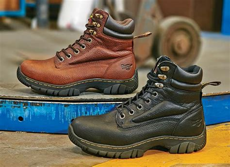 are dr martens comfortable new safety footwear from dr martens the grocery trader