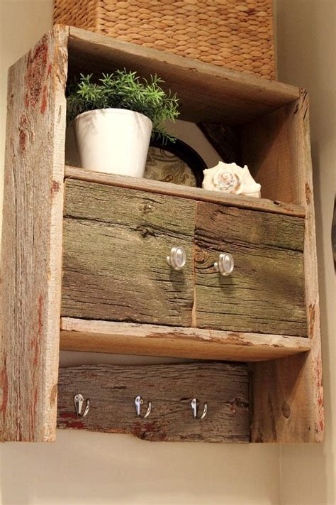 bathroom cabinet ideas diy diy barnwood bathroom cabinet the creek line house