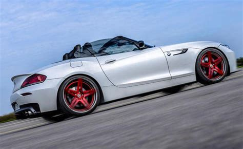 Bmw Z4 Aftermarket by Bmw Z4 Aftermarket Accessories Images