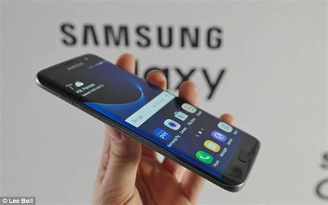 New Samsung S7 The Danger by Omg Photos Galaxy S7 Edge Owner Claims His Device