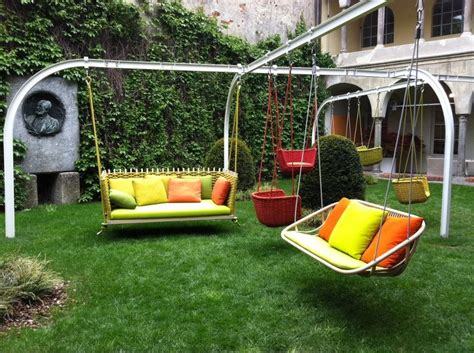 dondoli da terrazzo il salone mobile 2012 i mobili da giardino casa e