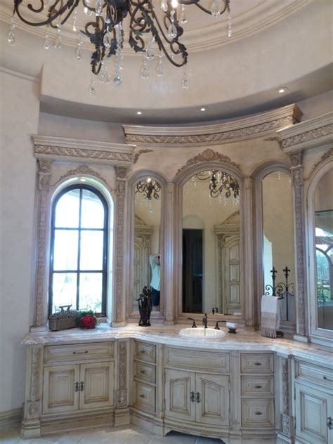 mediterranean bathroom high end luxurious bathrooms built by fratantoni luxury