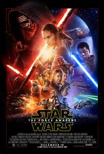 Star wars episode 7 official theatrical poster boing boing