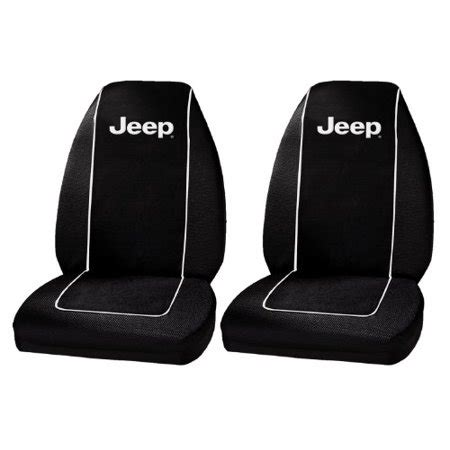 jeep front logo plasticolor 6563r01 jeep logo front seat covers