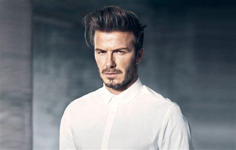 David Beckham Has by David Beckham S New H M Range Clearly Has Appeal
