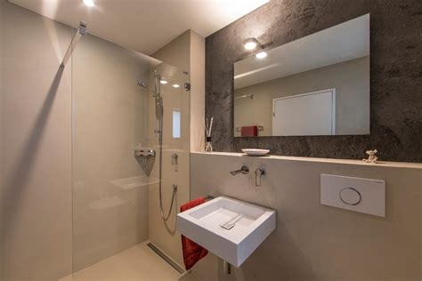 fugenlose dusche fugenlose b 228 der bad dusche wellness spa