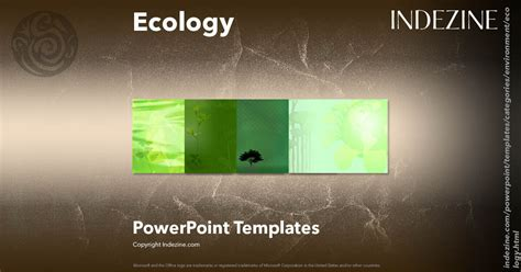 templates powerpoint ecology ecology powerpoint templates