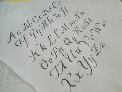 fancy cursive letters how to write cursive fancy letters easy version for 1214