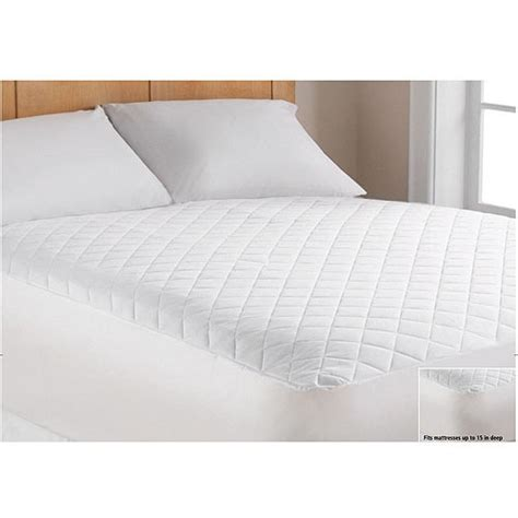 Mattress Pad Walmart by Mainstays Soft Mattress Pad Walmart