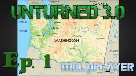 seattle map unturned washington multiplayer unturned 3 0 ep 1 seattle the