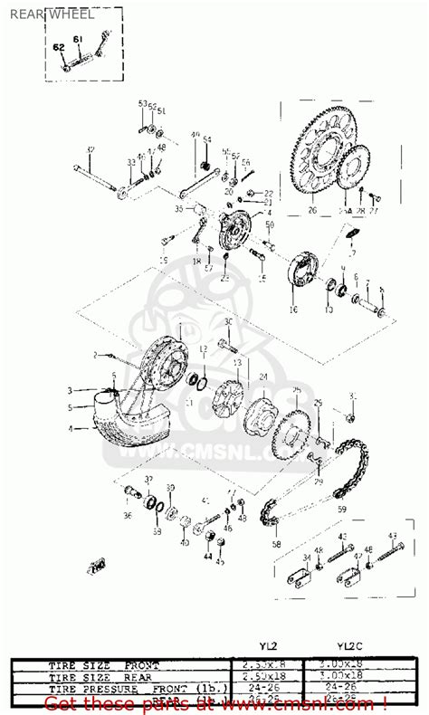 yamaha yl2 wiring diagram rotor limit switch wiring